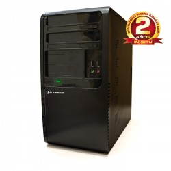 ORDENADOR PHOENIX TOPVALUE AMD A4 6300, 4GB DDR3, 500GB, RW