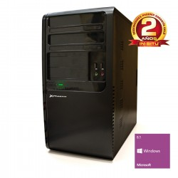 ORDENADOR PHOENIX TOPVALUE INTEL CELERON, 4GB DDR3, 500GB, RW, W8.1