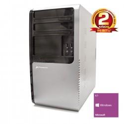 ORDENADOR PHOENIX TOPVALUE AMD A4 6300, 500GB DDR3 4G, RW, W8.1
